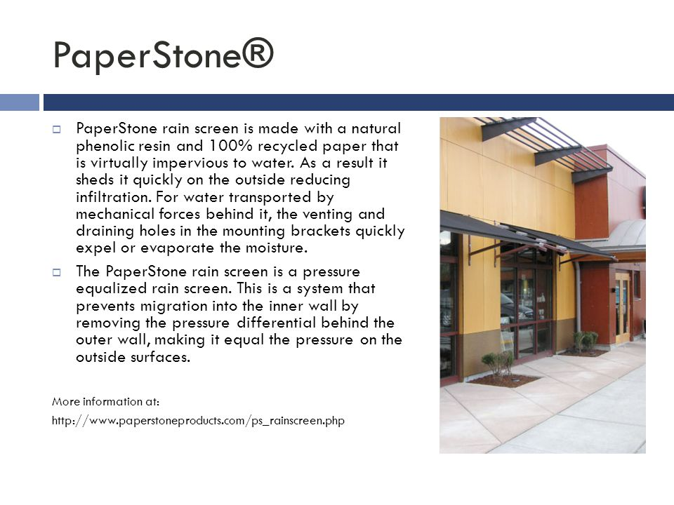 PaperStone®