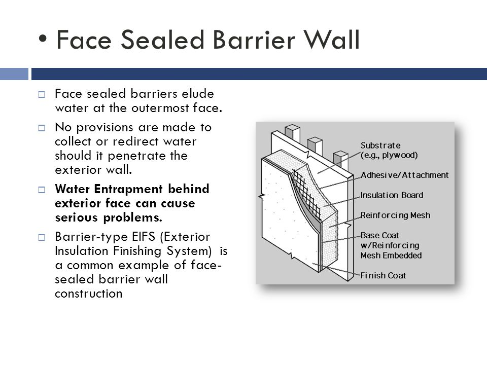 The Benefits And Design Of Rain Screen Wall Systems Ppt Video Online Download
