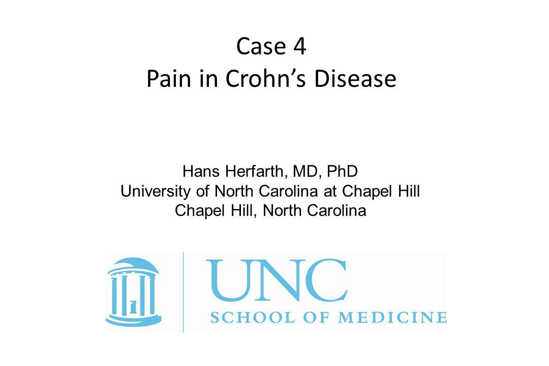 Pain in Crohn's Disease