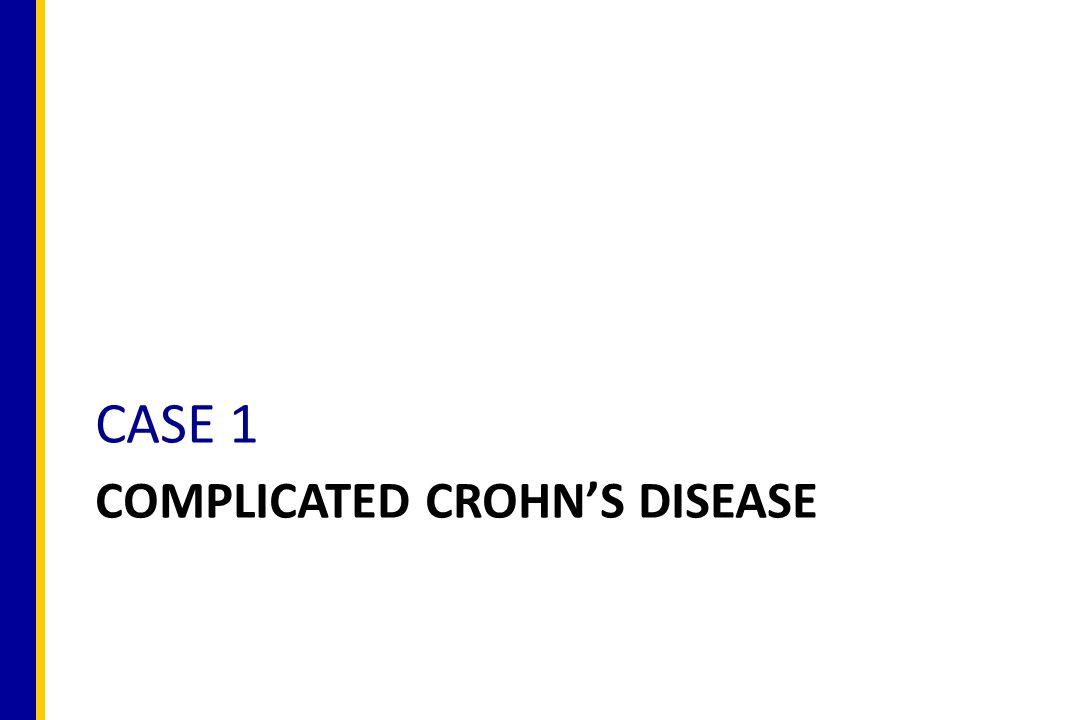 Complicated Crohn's DIsease