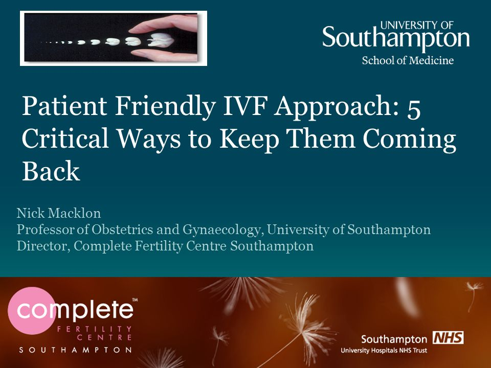 Patient Friendly IVF Approach: 5 Critical Ways to Keep Them Coming Back