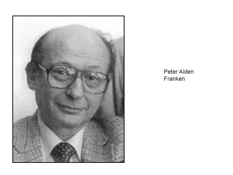 Peter Alden Franken