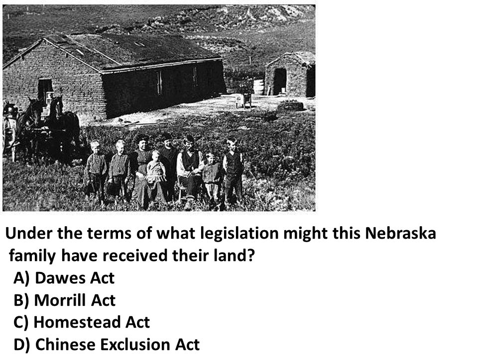 Under the terms of what legislation might this Nebraska