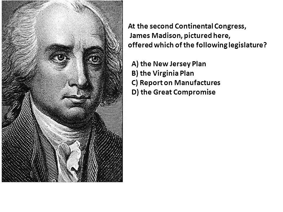 At the second Continental Congress,