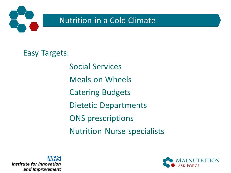 Nutrition in a Cold Climate