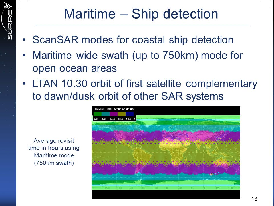 Maritime – Ship detection