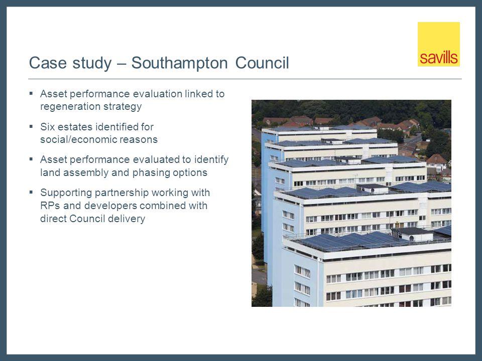 Case study – Southampton Council