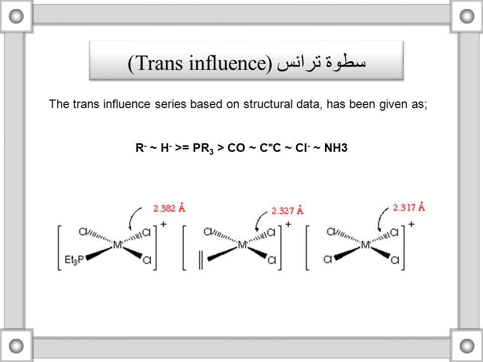 سطوة ترانس (Trans influence)