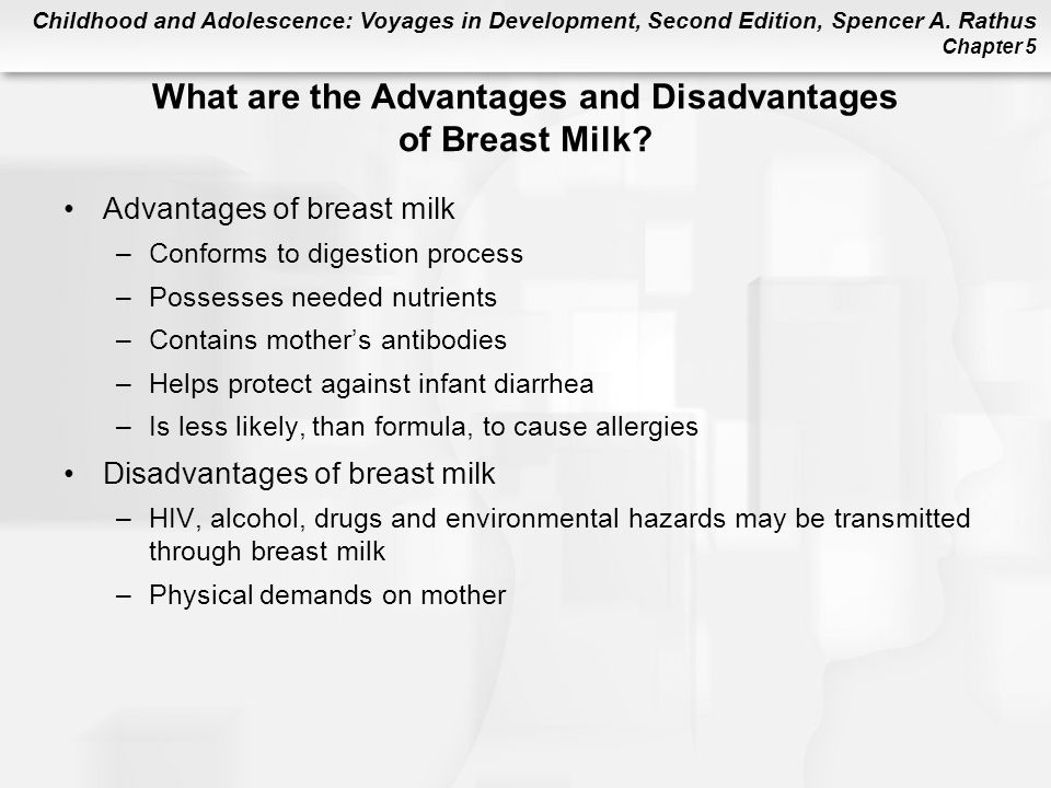 What are the Advantages and Disadvantages of Breast Milk