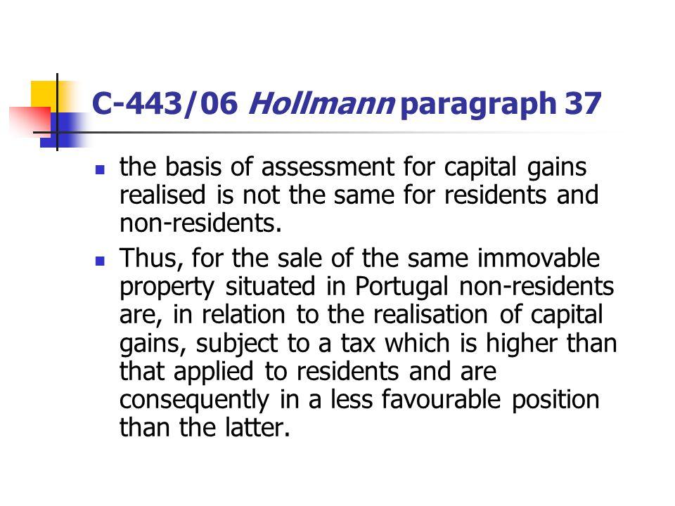 C-443/06 Hollmann paragraph 37