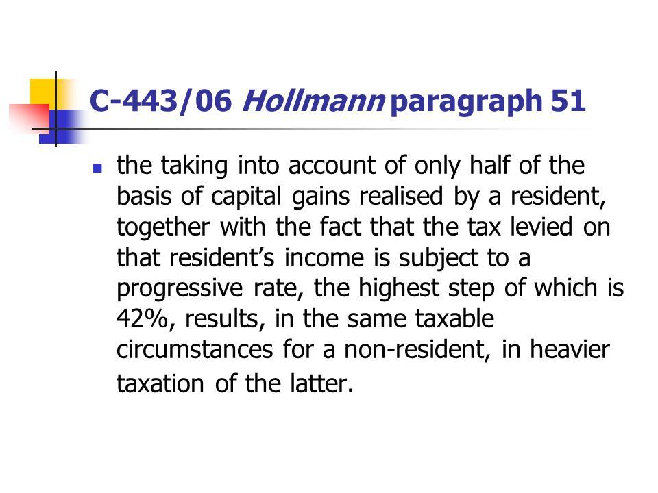 C-443/06 Hollmann paragraph 51
