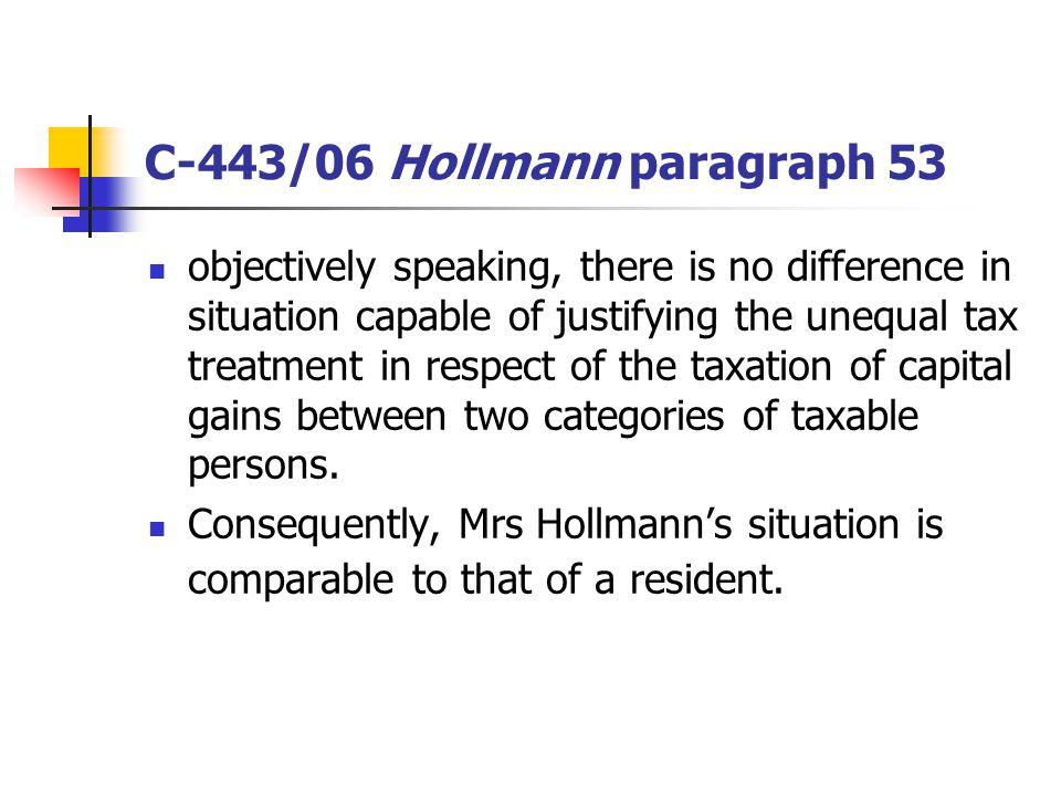 C-443/06 Hollmann paragraph 53