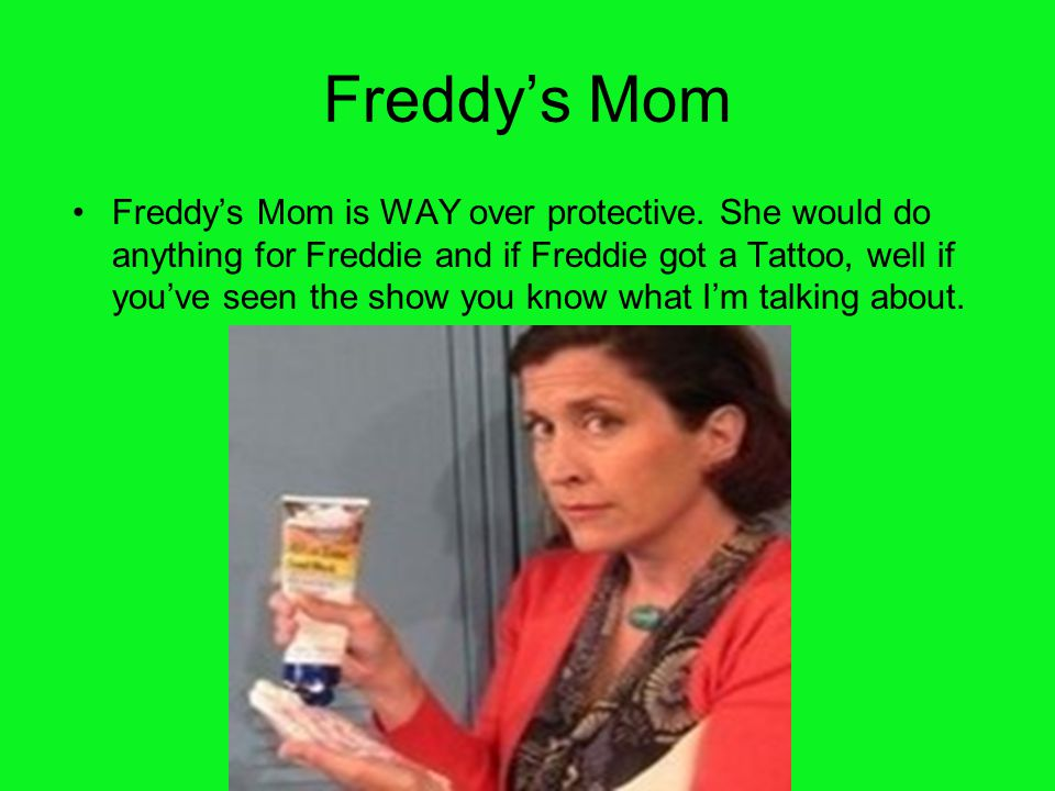 Freddy's Mom