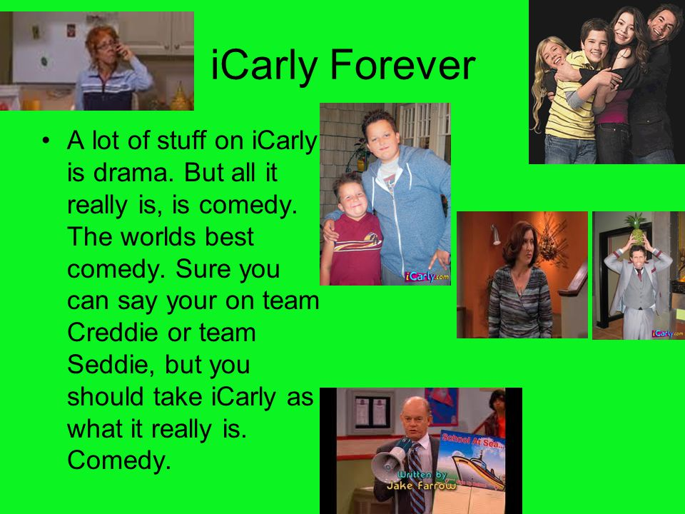 iCarly Forever