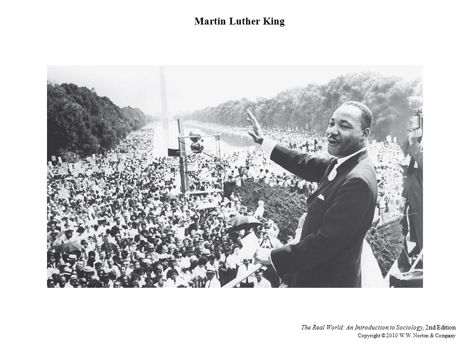 Martin Luther King Everett Collection