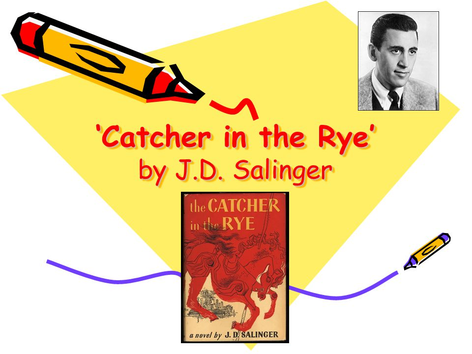 an analysis of jd salingers masterpiece the catcher in the rye A privileged young man holden caulfield, the narrator and protagonist from the jd salinger novel, the catcher in the rye, comes from a privileged background with a father who is a well-to-do.