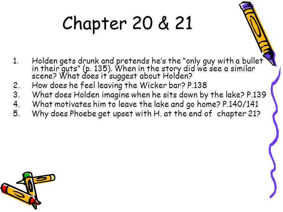 Chapter 20 & 21