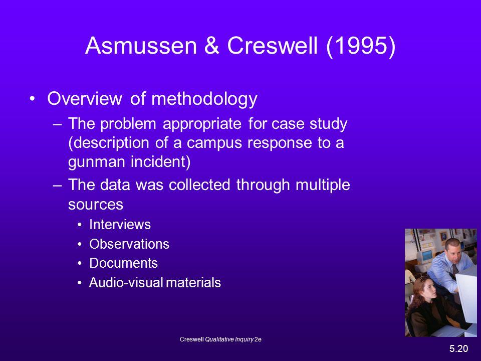Creswell Qualitative Inquiry 2e