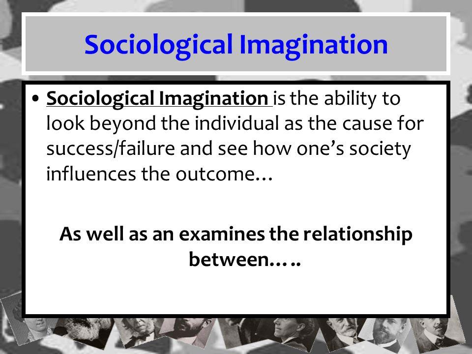 Sociological Imagination