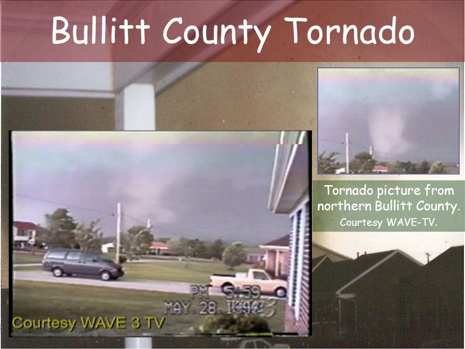 Bullitt County Tornado