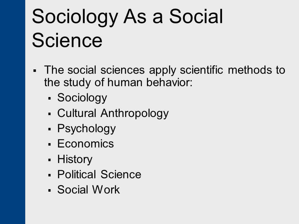 relationship of political science with sociology and anthropology