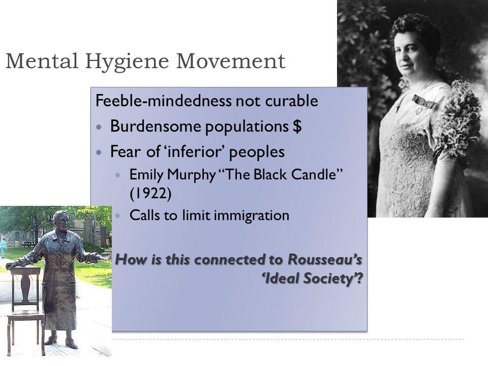 Mental Hygiene Movement