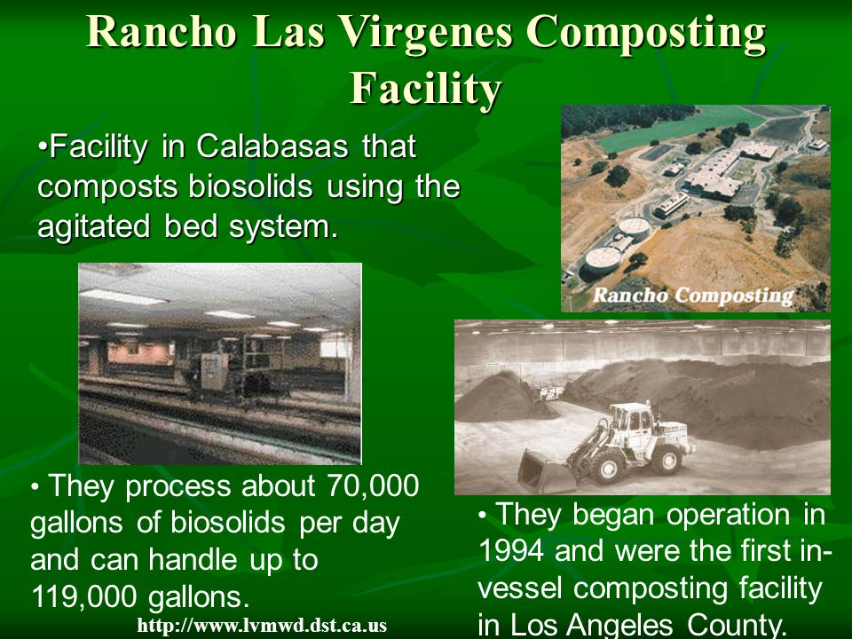 Rancho Las Virgenes Composting Facility