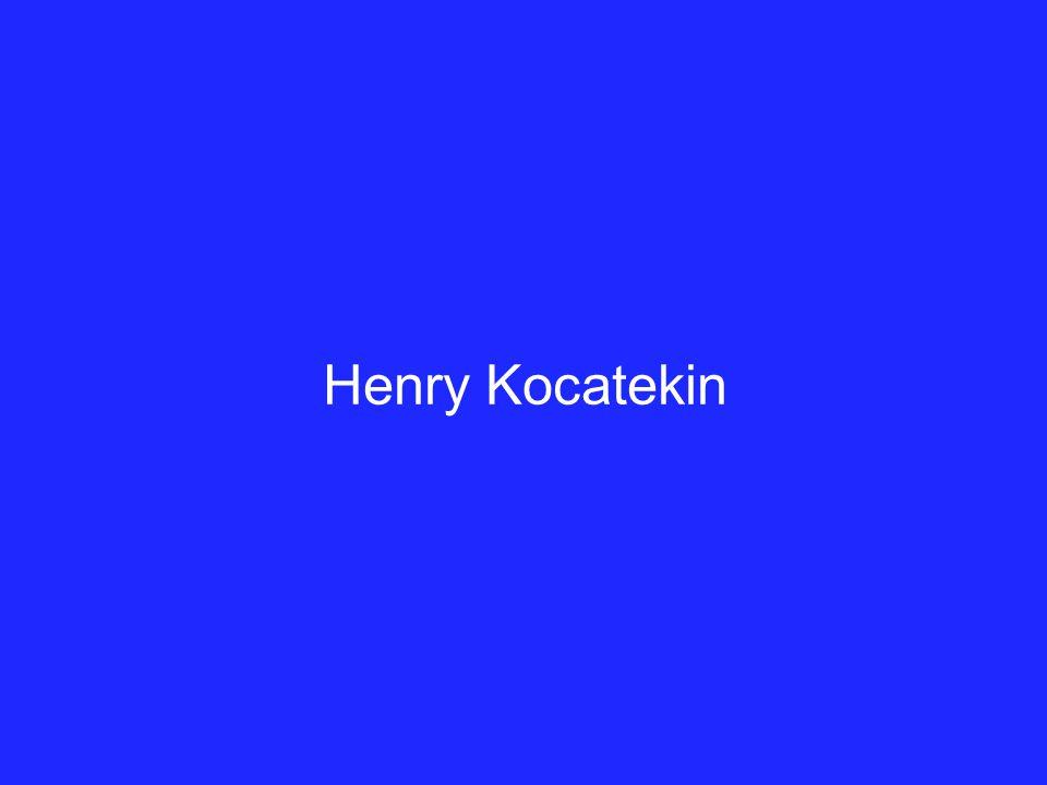 Henry Kocatekin