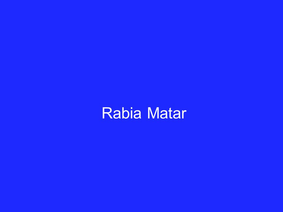 Rabia Matar