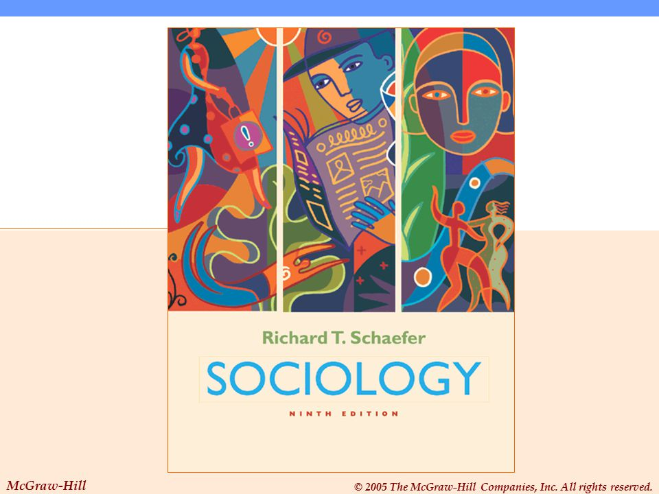 introduction to sociology and sociological perspectives