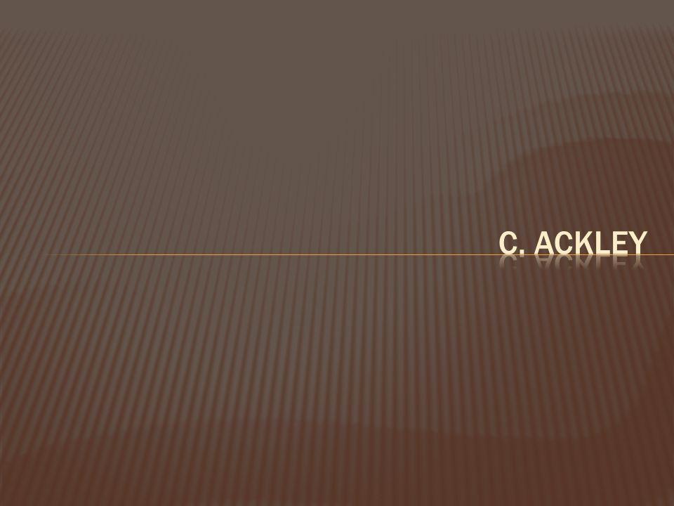 c. Ackley