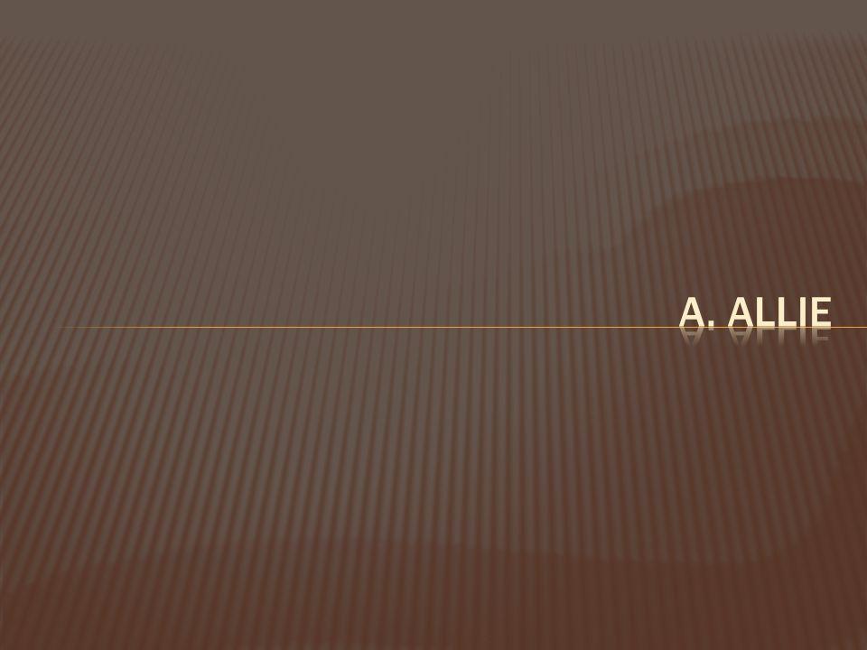 a. Allie