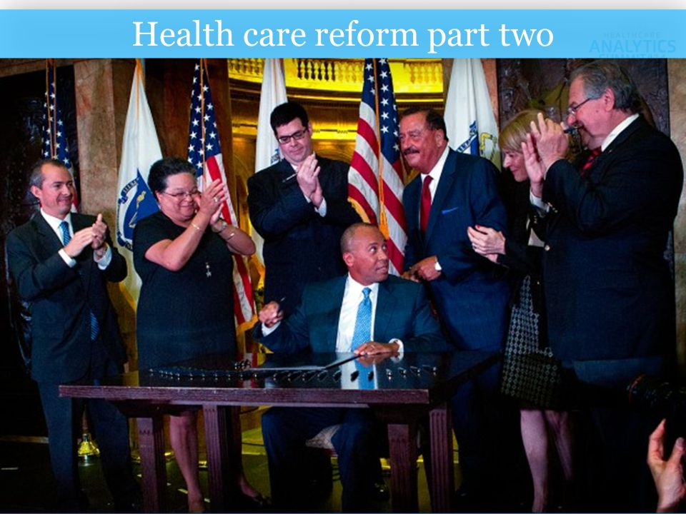 Health care reform part two