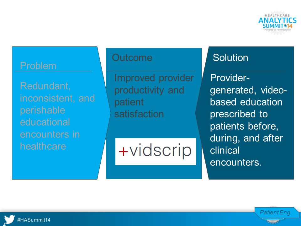 Improved provider productivity and patient satisfaction
