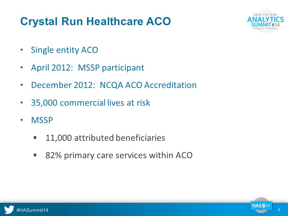Crystal Run Healthcare ACO