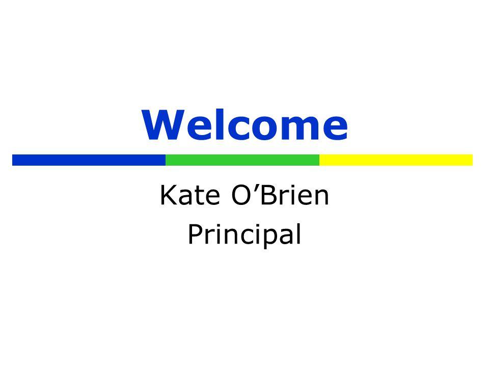 Kate O'Brien Principal