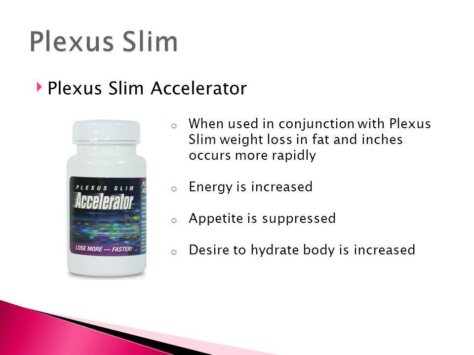Plexus Slim Plexus Slim Accelerator