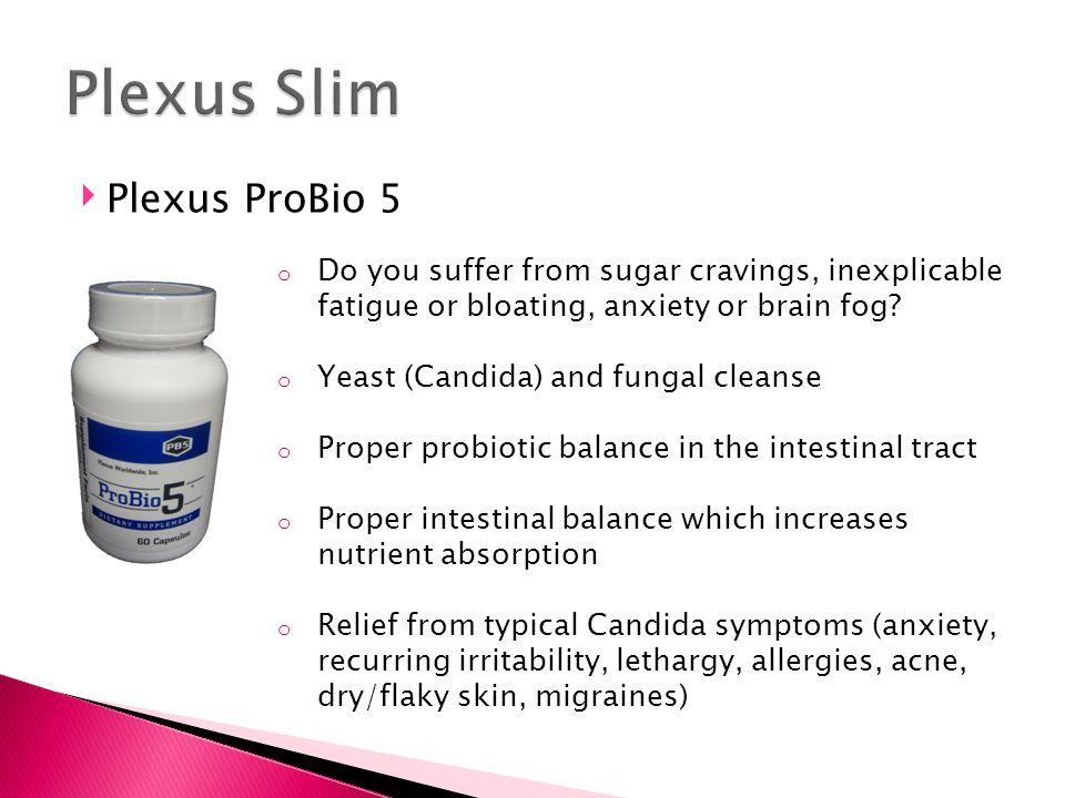 Plexus Slim Plexus ProBio 5