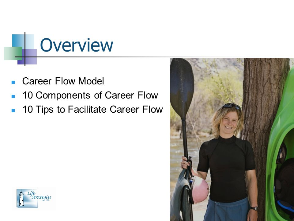 Overview Career Flow Model 10 Components of Career Flow