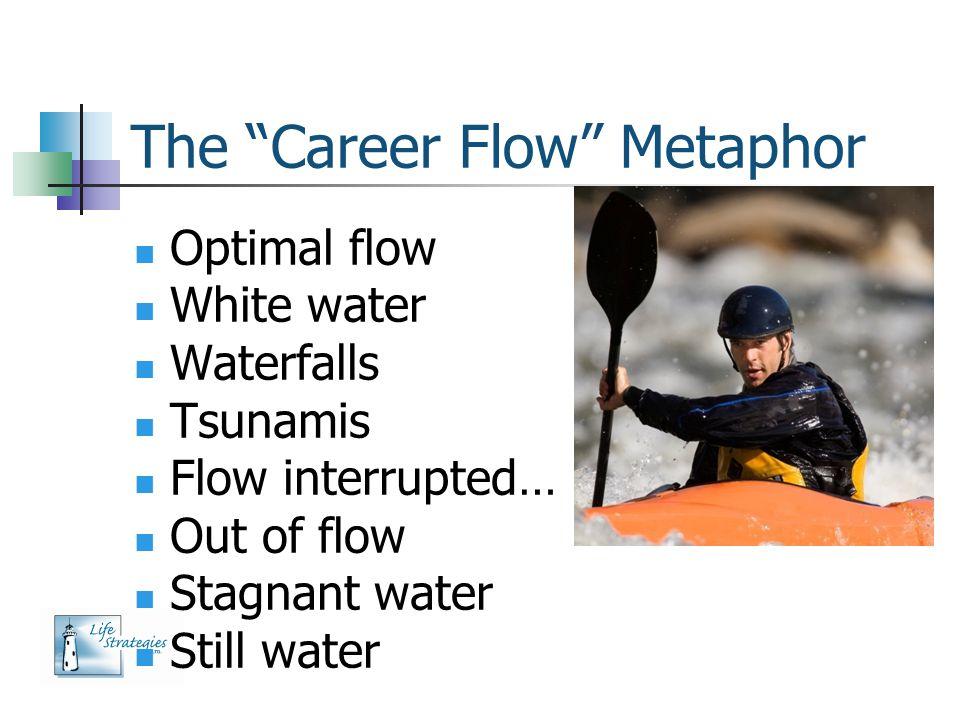 The Career Flow Metaphor
