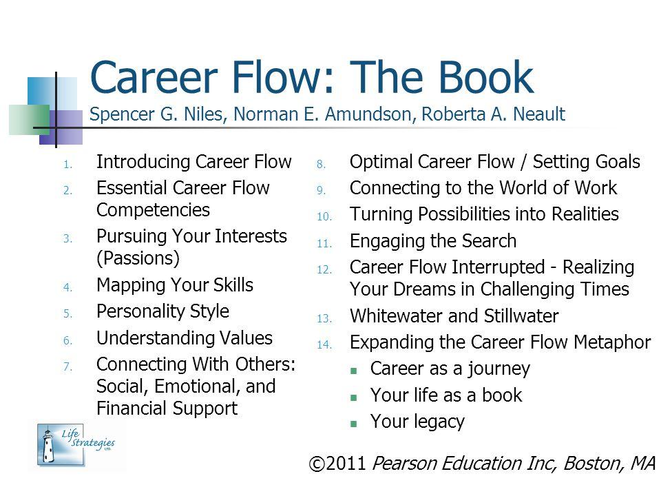 Career Flow: The Book Spencer G. Niles, Norman E. Amundson, Roberta A