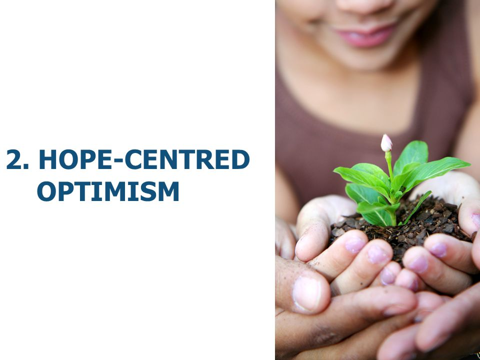 2. Hope-CentrEd Optimism