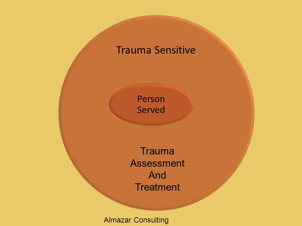 Trauma Sensitive Person Served Trauma Assessment And Treatment
