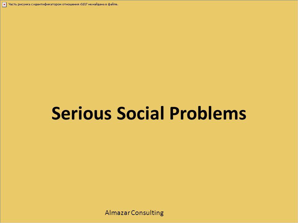 Serious Social Problems
