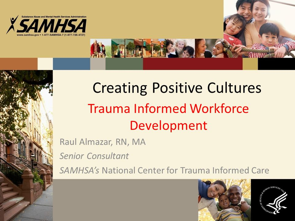 Creating Positive Cultures