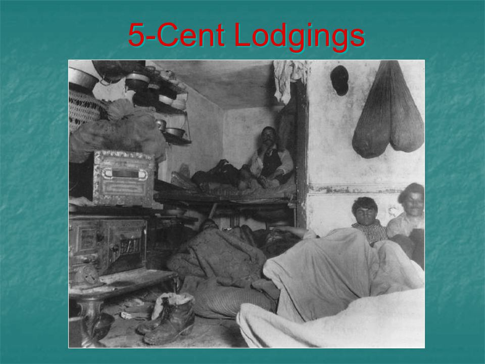 5-Cent Lodgings