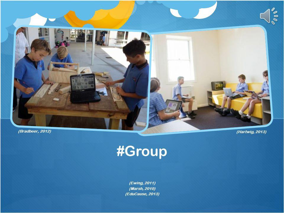 #Group (Bradbeer, 2012) (Hartwig, 2013) (Ewing, 2011) (Marsh, 2010)