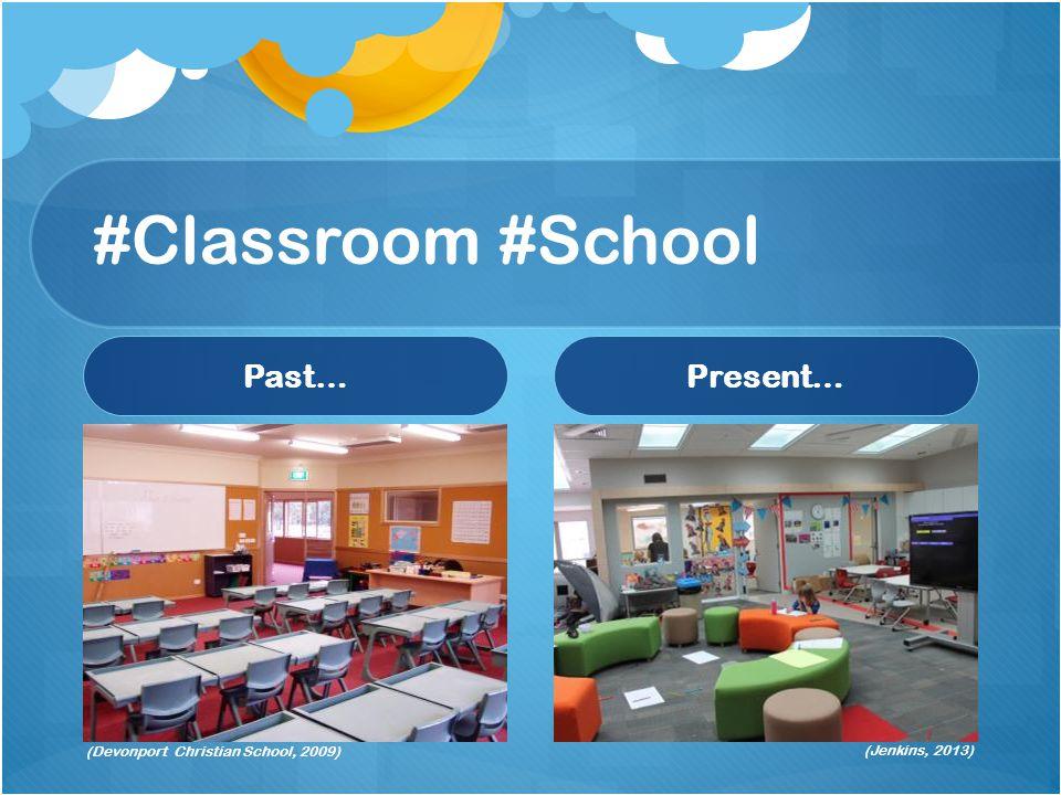 #Classroom #School Past… Present… (Devonport Christian School, 2009)
