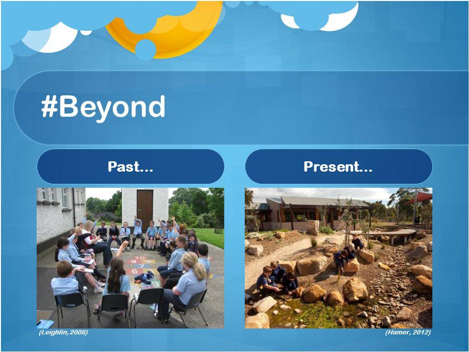 #Beyond Past… Present… (Leighlin, 2008) (Hamer, 2012)