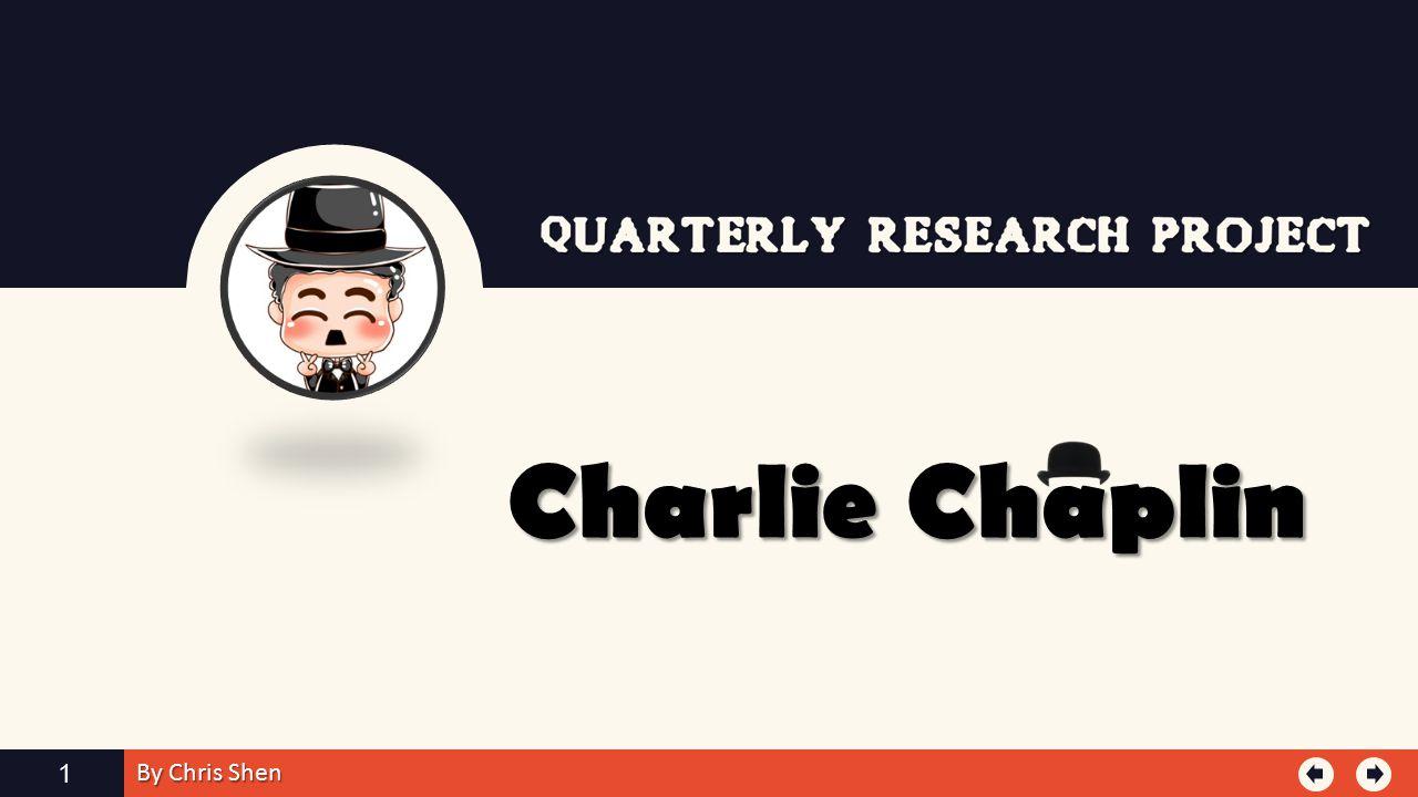 口令:RAPID708 Charlie Chaplin 1 By Chris Shen
